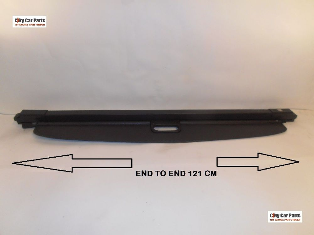 Vauxhall Vectra C Estate Retractable Parcel Shelf Load